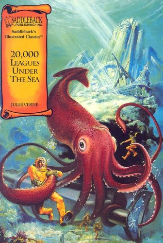 20,000 Leagues Under the Sea (Saddleback's Illustrated Classics) - Jules Verne