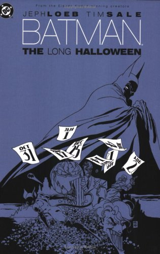 Batman: The Long Halloween - Jeph Loeb