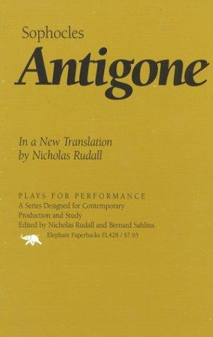 Antigone Translation Pdf