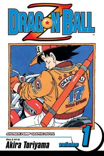 Dragon Ball Z, Vol. 1 - Akira Toriyama