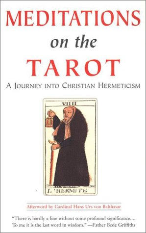 Meditations on the Tarot - Anonymous