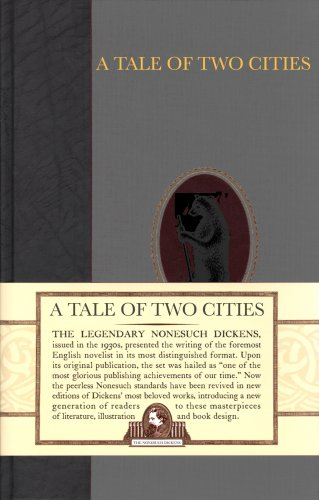 A Tale of Two Cities (Nonesuch Dickens) - Charles Dickens