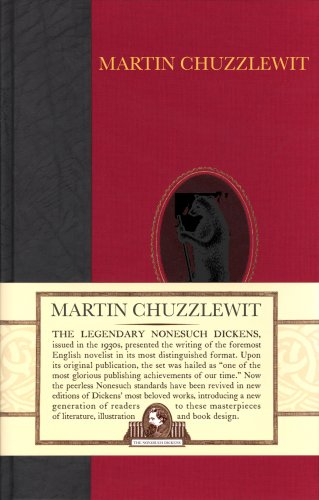 Martin Chuzzlewit (Nonesuch Dickens) - Charles Dickens