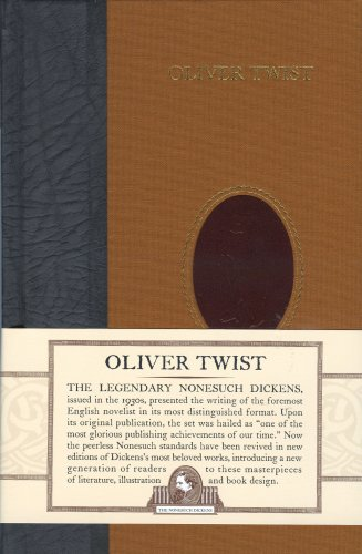 Oliver Twist (Nonesuch Dickens) - Charles Dickens