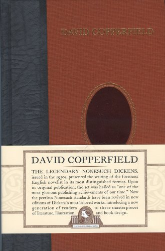 David Copperfield (Nonesuch Dickens) - Charles Dickens