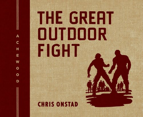 Achewood: The Great Outdoor Fight - Chris Onstad