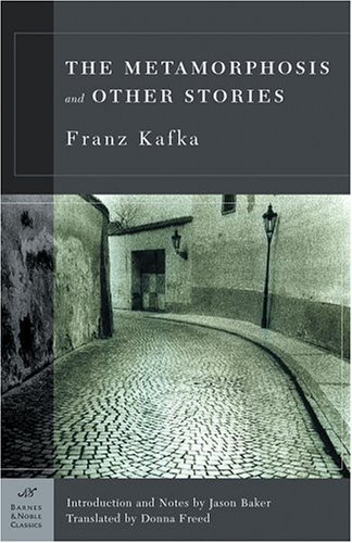 Metamorphosis and Other Stories (Barnes & Noble Classics Series) - Franz Kafka