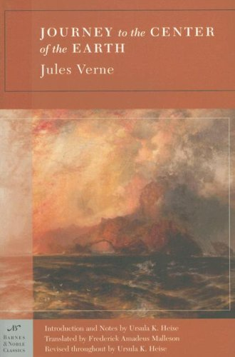 Journey to the Center of the Earth (Barnes & Noble Classics Series) - Jules Verne