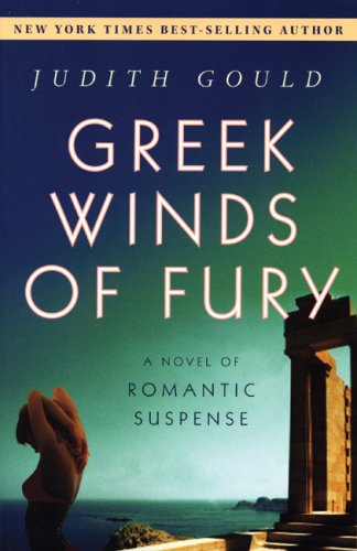 Greek Winds of Fury - Judith Gould