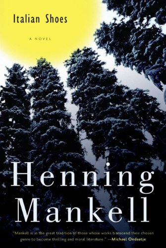 Italian Shoes: A Novel - Henning Mankell