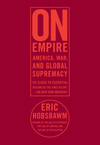 On Empire - Eric Hobsbawm