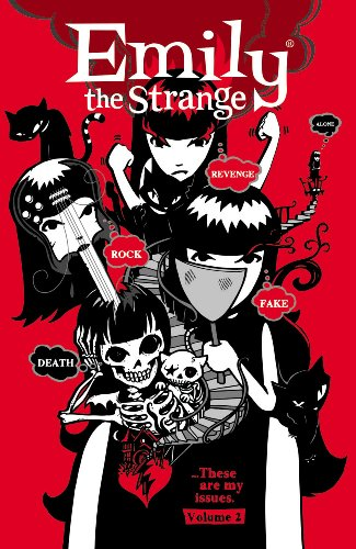 Emily The Strange Volume 2 - Rob Reger