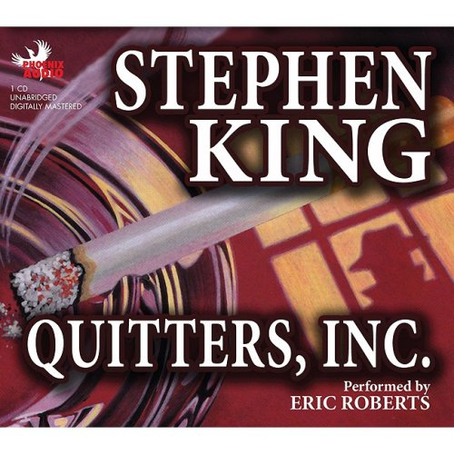 Quitters, Inc. - Stephen King