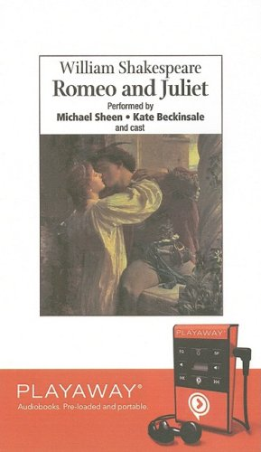 Romeo & Juliet: Library Edition - William Shakespeare