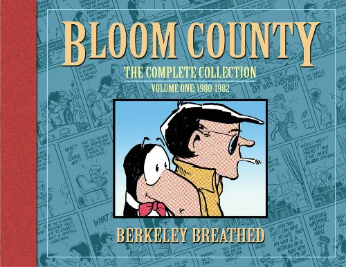 Bloom County Complete Library Volume 1 (Library of American Comics) - Berkeley Breathed