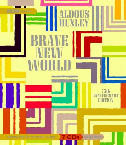Brave New World (75th Anniversary Edition) - Aldous Huxley