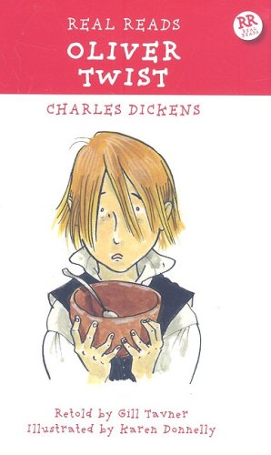 Oliver Twist (Real Reads) - Charles Dickens