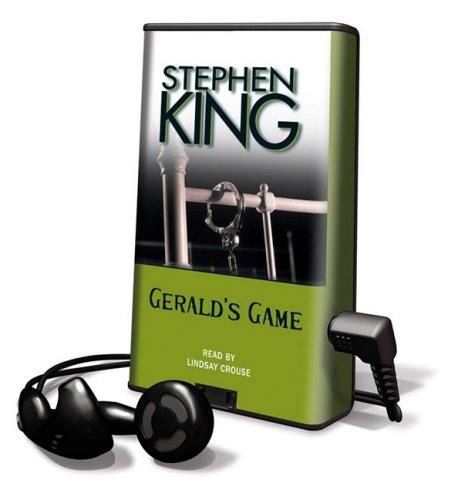 Gerald's Game [With Earbuds] (Playaway Adult Fiction) - Stephen King