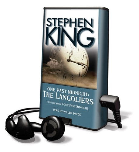 One Past Midnight: The Langoliers [With Earbuds] (Playaway Adult Fiction) - Stephen King