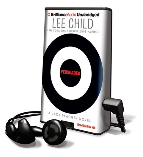 Persuader [With Headphones] (Playaway Adult Fiction) - Lee Child