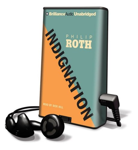 Indignation [With Earbuds] (Playaway Adult Fiction) - Philip Roth