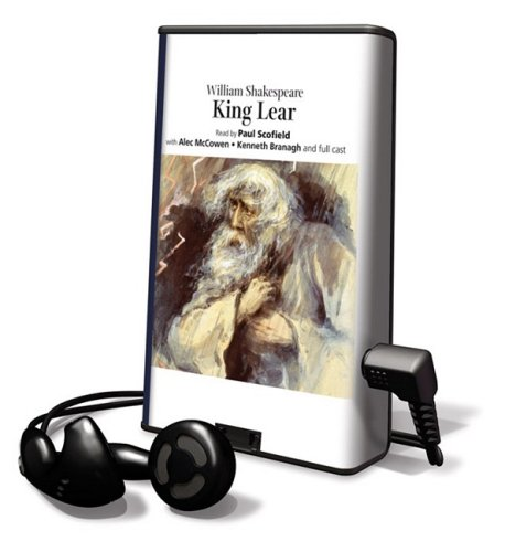 King Lear [With Earbuds] (Playaway Young Adult) - William Shakespeare