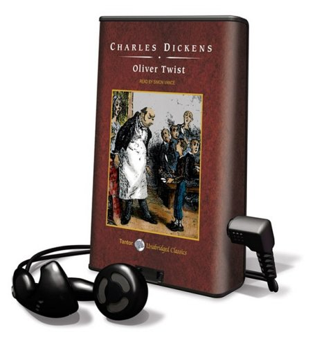 Oliver Twist [With Earbuds] (Playaway Young Adult) - Charles Dickens