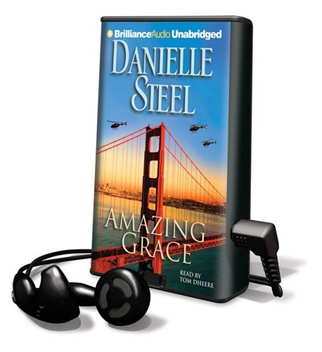 Amazing Grace [With Earbuds] (Playaway Adult Fiction) - Danielle Steel