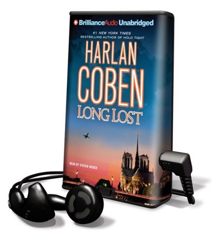 Long Lost [With Earbuds] (Playaway Adult Fiction) - harlen coben