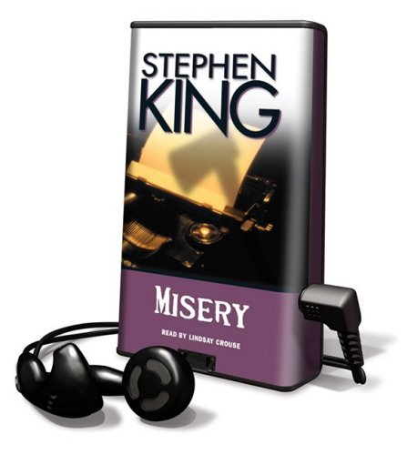 Misery [With Earbuds] (Playaway Adult Fiction) - Stephen King