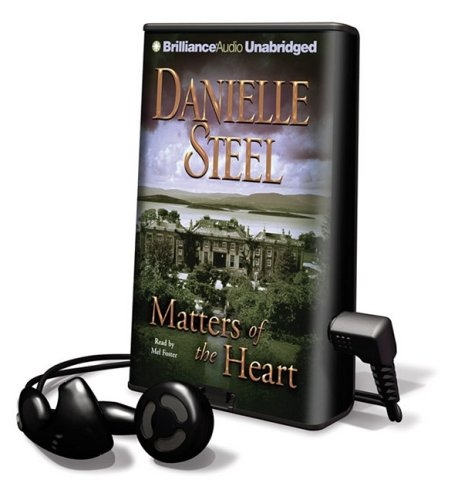 Matters of the Heart [With Earbuds] (Playaway Adult Fiction) - Danielle Steel