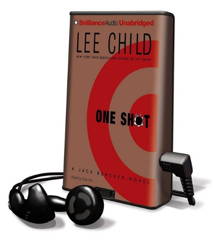 One Shot [With Earbuds] (Playaway Adult Fiction) - Lee Child