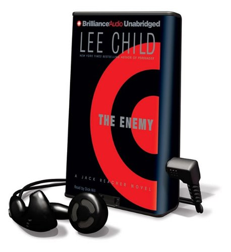 The Enemy [With Earbuds] (Playaway Adult Fiction) - Lee Child