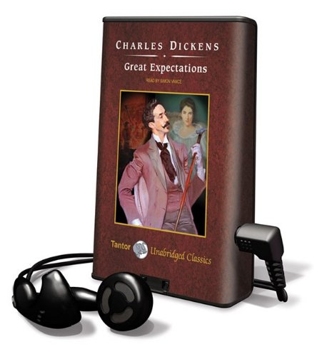 Great Expectations [With Earbuds] (Playaway Young Adult) - Charles Dickens