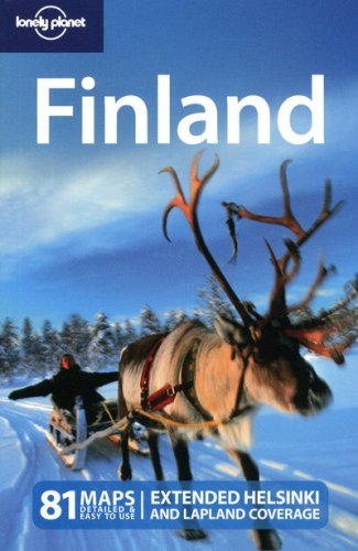 Lonely Planet Finland (Country Guide) - Andy Symington