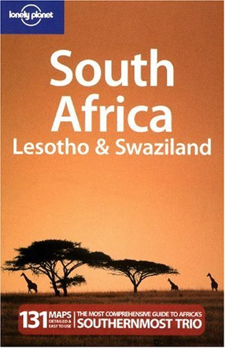 South Africa Lesotho & Swaziland (Country Guide) - James Bainbridge