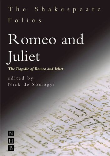 Romeo and Juliet (The Shakespeare Folios) - William Shakespeare