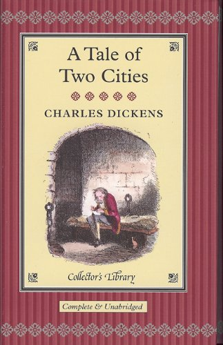 Tale of Two Cities ,A (Collector's Library) - Charles Dickens