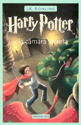 Harry Potter y la camara secreta - J. K. Rowling