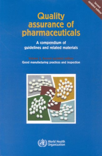 Good Manufacturing Practices and Inspection World Health Organization