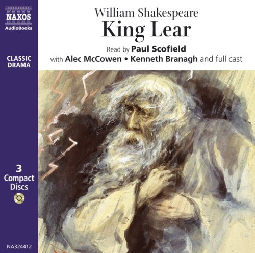King Lear (Naxos AudioBooks) - William Shakespeare