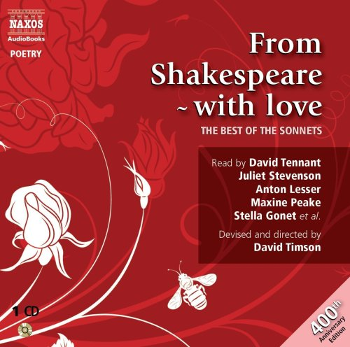 love poems by william shakespeare. From Shakespeare with Love