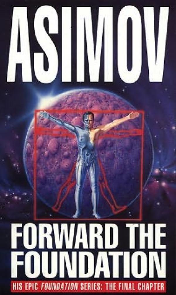 Forward the foundation - A BANTAM BOOK # / Isaac Asimov