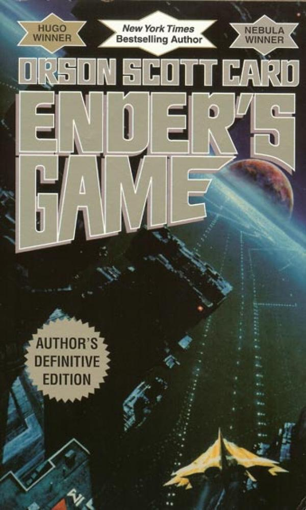 Ender's Game (The Ender Saga, Book 1) - A TOR BOOK # - Orson Scott Card