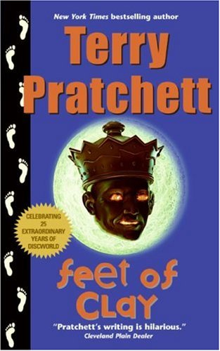 Feet of clay - A DISCWORLD NOVEL # - Terry Pratchett