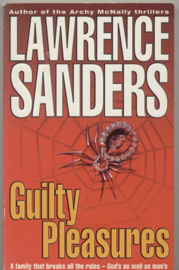 Guilty pleasures - A BERKLEY BOOK # - Lawrence Sanders