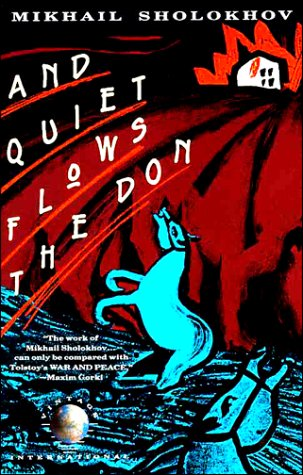 And quiet flows the don - A BORZOI BOOK # - Mikhail Sholokhov