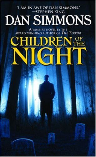 Children of the night - A TIME WARNER COMPANY # - Dan Simmons