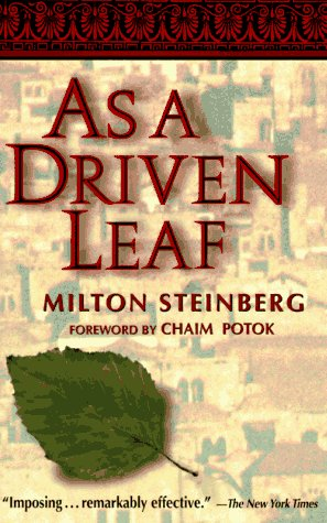As a driven leaf / Milton Steinberg