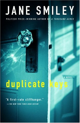 Duplicate keys - POCKET BOOKS # / Jane Smiley